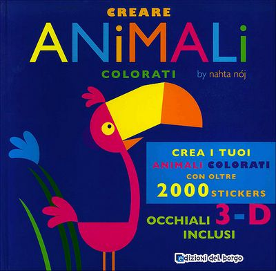 Creare Animali colorati