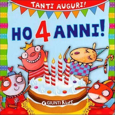 Ho 4 anni!