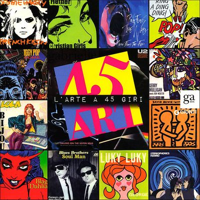 45 ART - L'arte a 45 giri