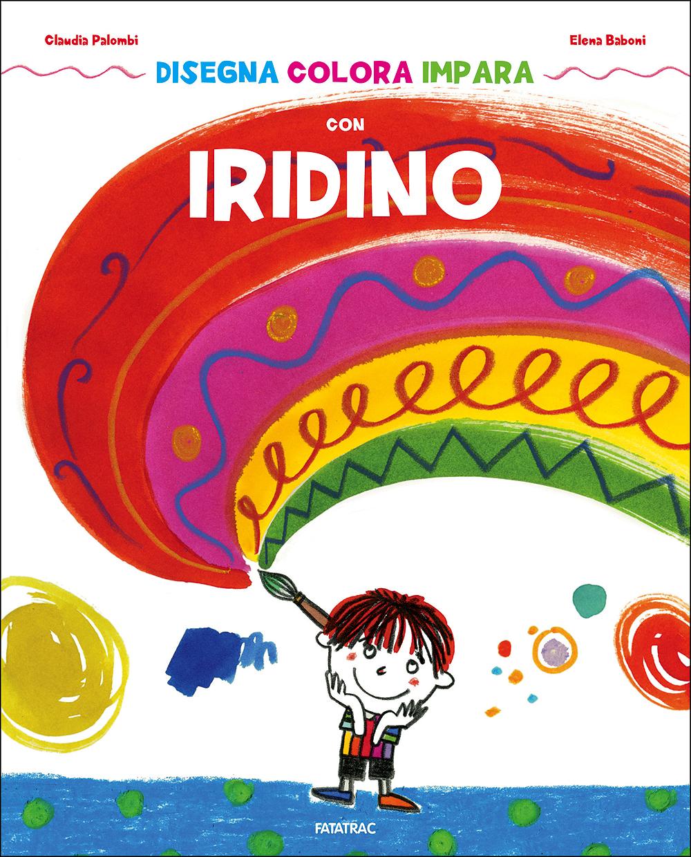 Disegna colora impara con Iridino