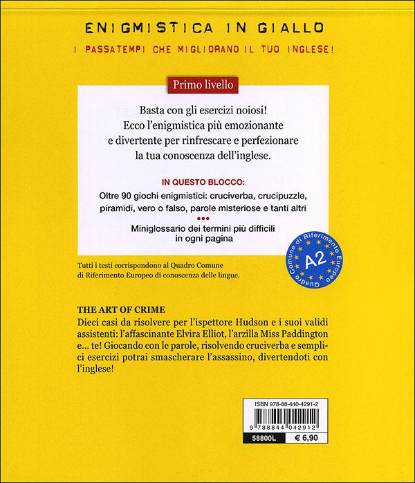 Enigmistica in giallo