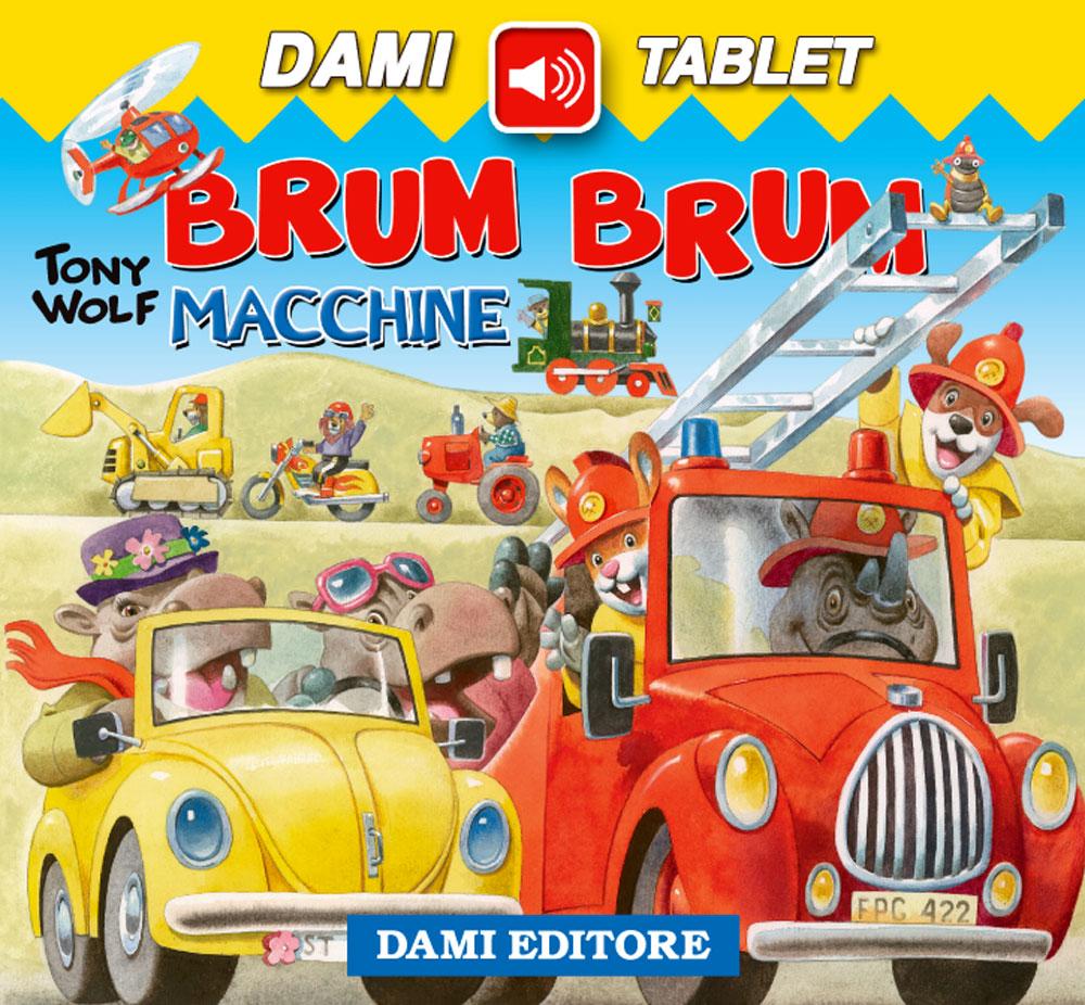 Brum Brum Macchine