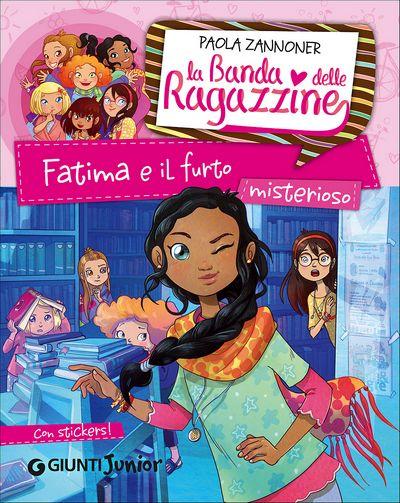 Fatima e il furto misterioso