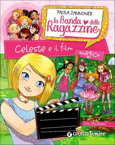 Celeste e il film magico