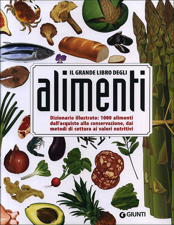 Il grande libro degli alimenti