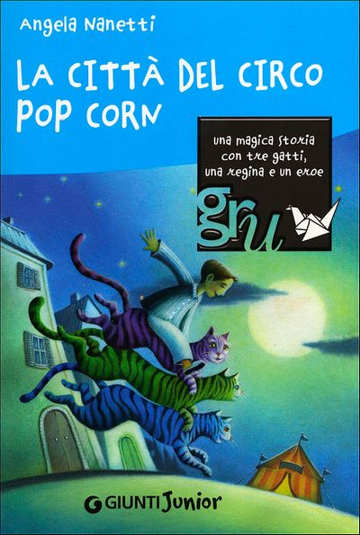 La città del circo pop corn