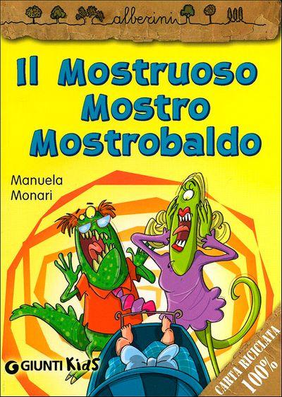 Il Mostruoso Mostro Mostrobaldo