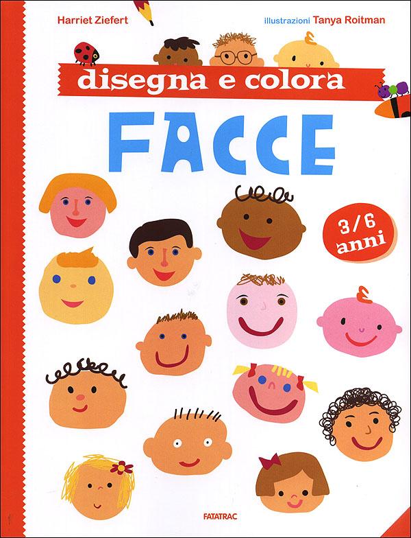 Disegna e colora Facce