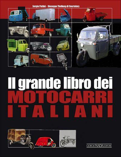 Il grande libro dei motocarri italiani