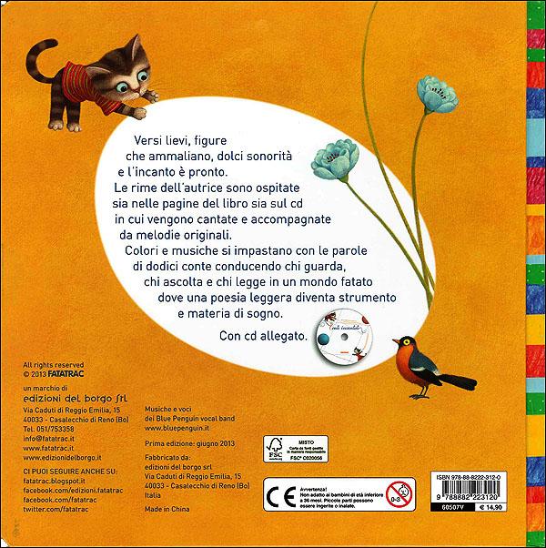 Conte incantate + CD