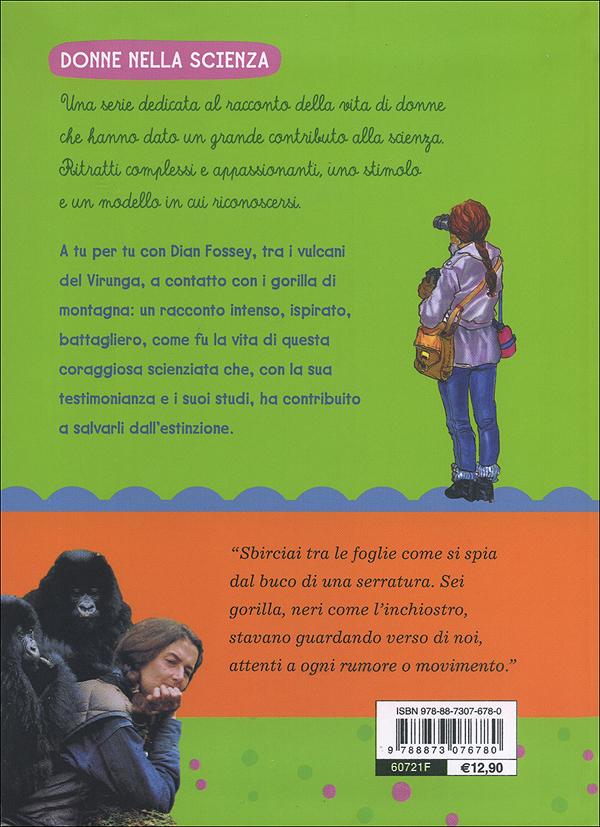 La mia vita tra i gorilla