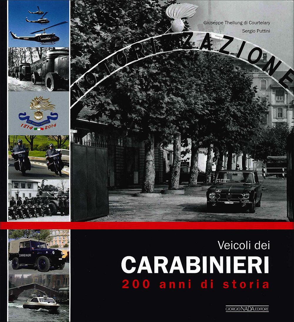 Veicoli dei Carabinieri