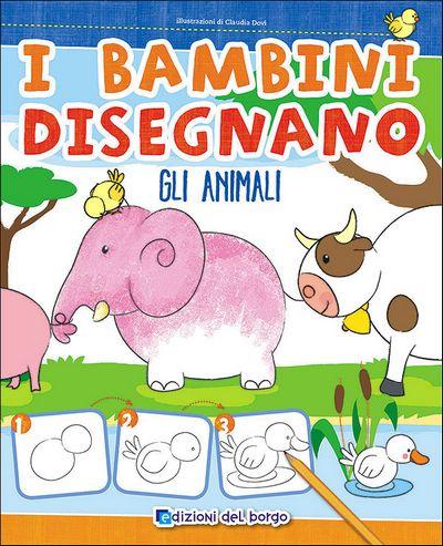 I bambini disegnano gli animali