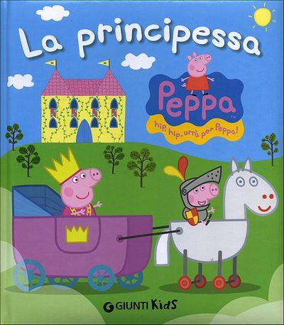 Peppa principessa