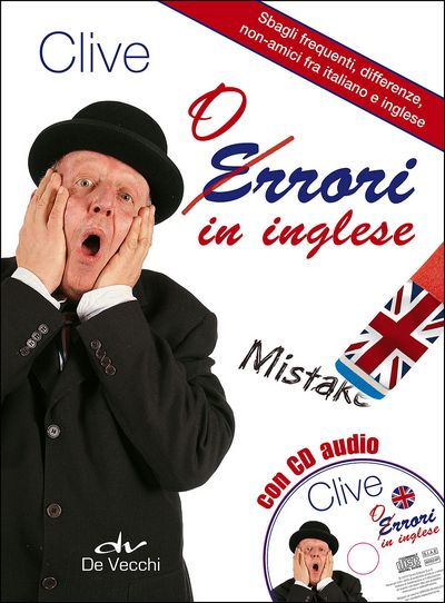 Clive. Orrori in inglese + CD audio