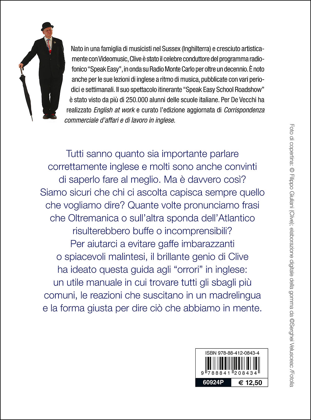 Clive. Orrori in inglese + CD audio