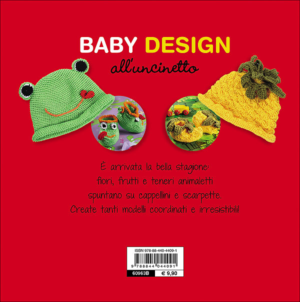 Baby Design all'uncinetto
