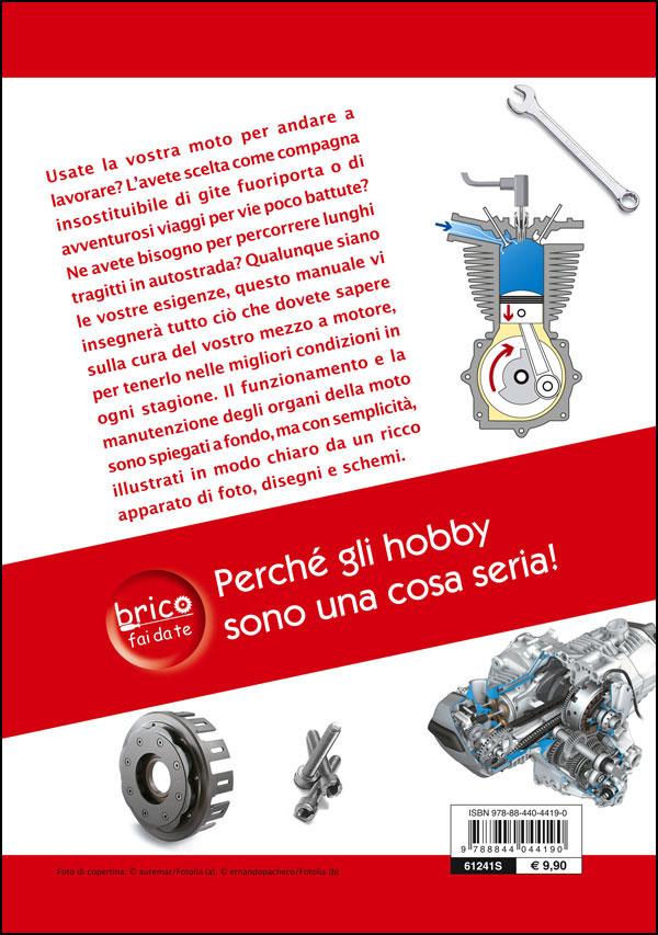 Manutenzione della motocicletta