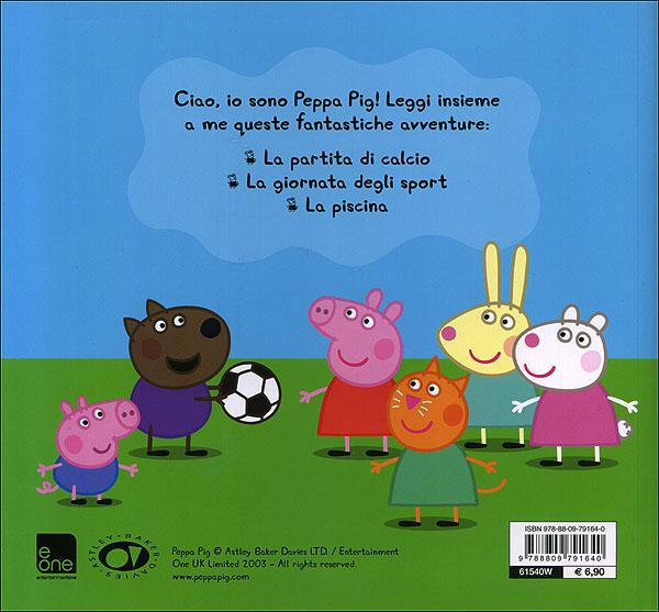 Peppa - La partita di calcio e altre storie