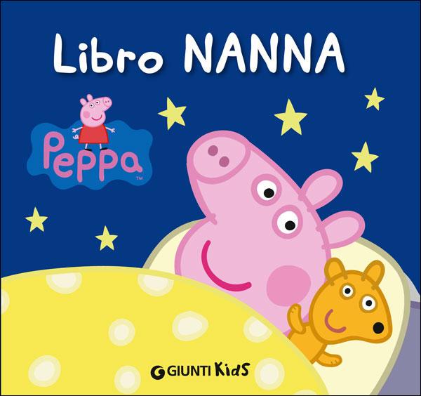 Peppa - Libro nanna