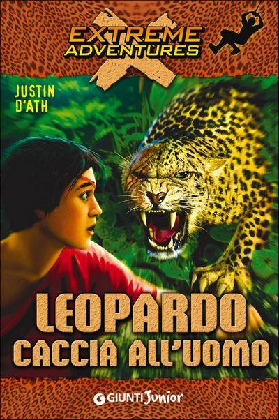 Leopardo. Caccia all'uomo
