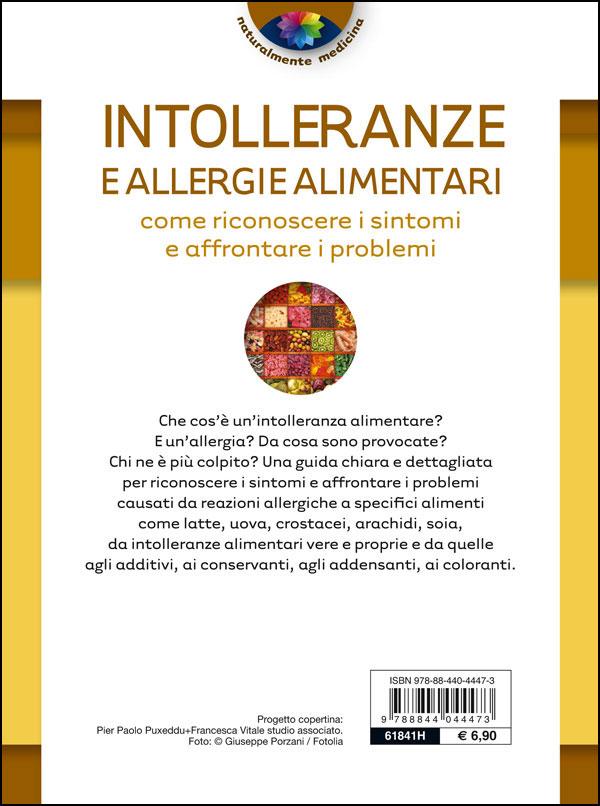 Intolleranze e allergie alimentari