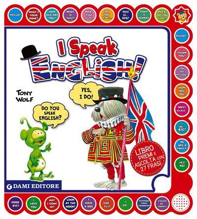 I speak English!