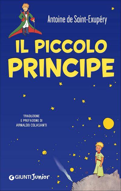 Il Piccolo Principe (cop. Blu)