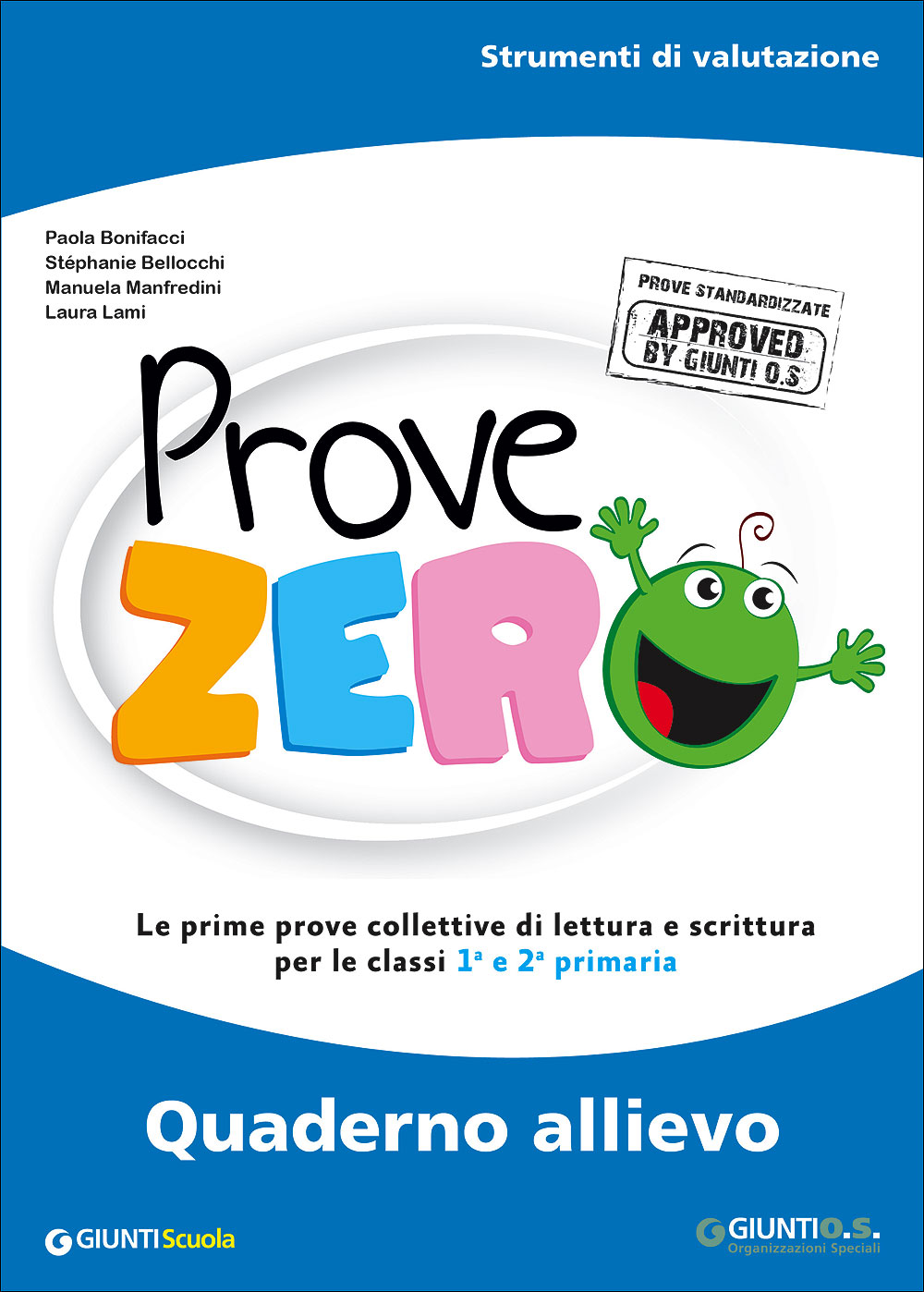 Prove Zero - Quaderno allievo