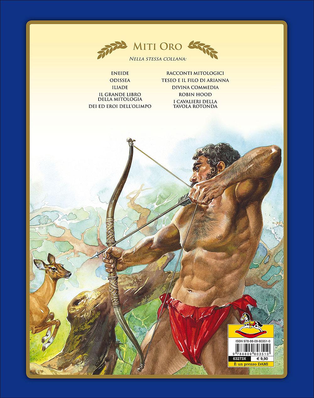 Dei ed Eroi dell'Olimpo