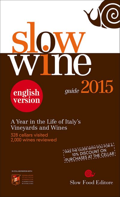 Slow Wine - guide 2015