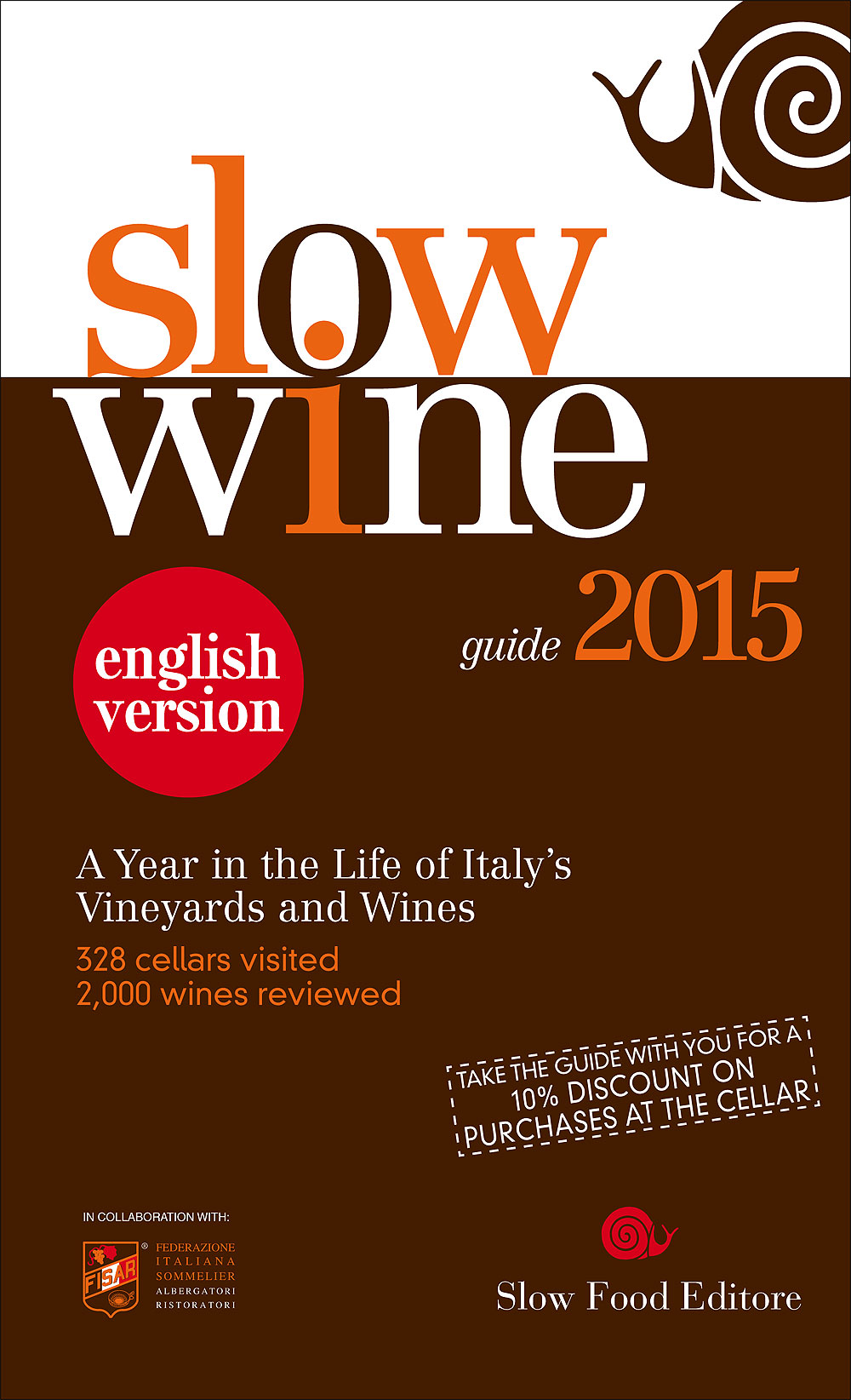 Slow Wine - guide 2015