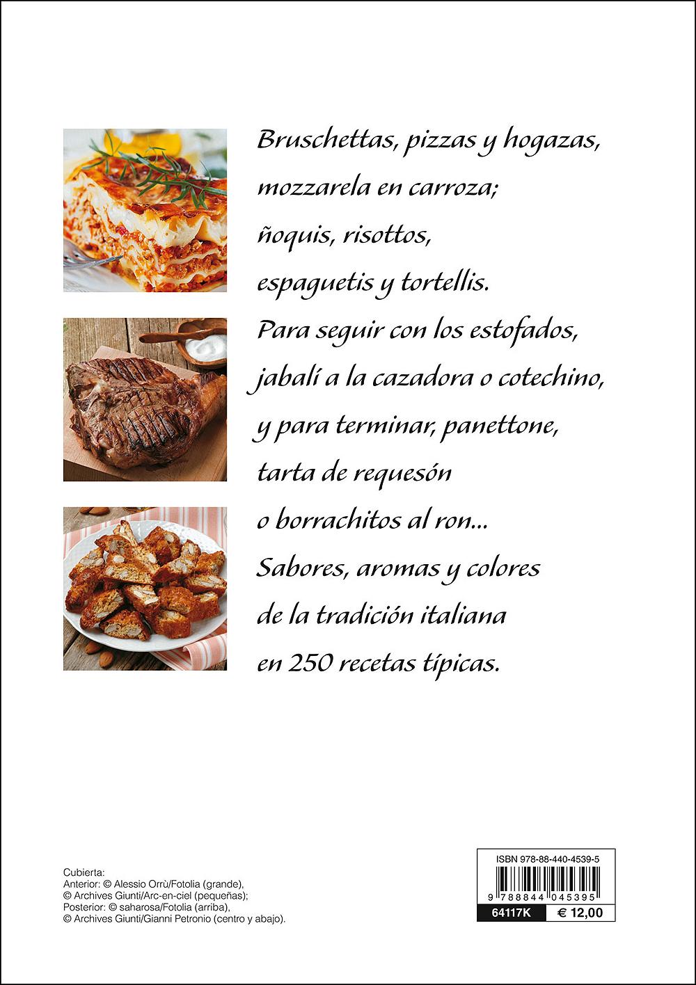 La cocina de Italia