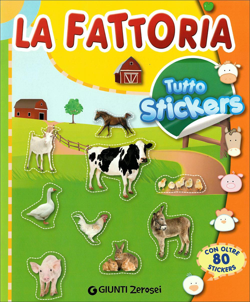Tutto stickers. La Fattoria (GDO)