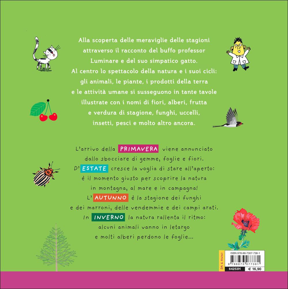 Il libro delle stagioni