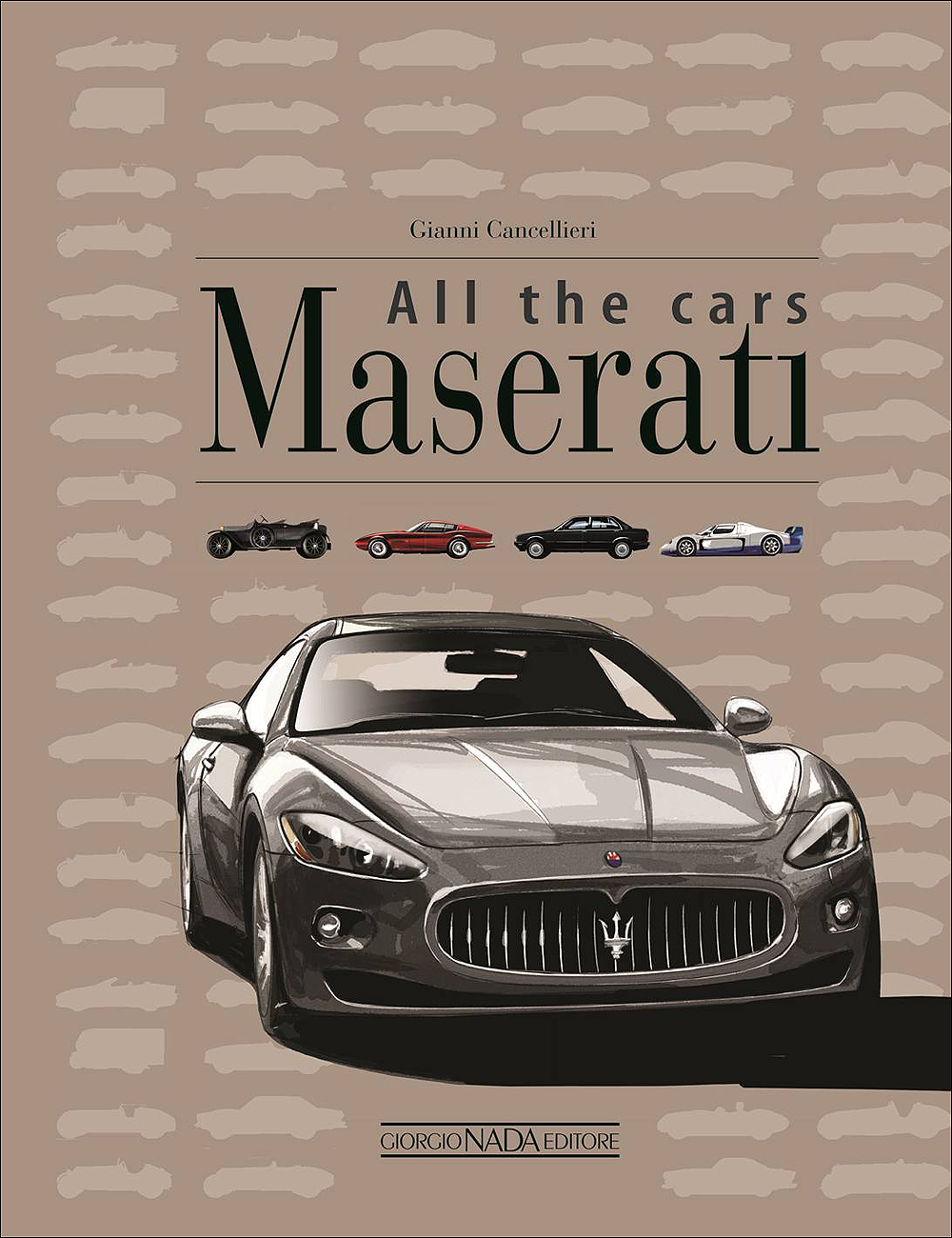 Maserati. All the cars