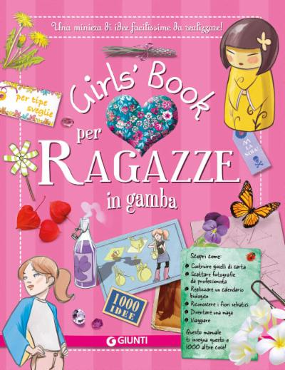 Girls' Book per Ragazze in gamba