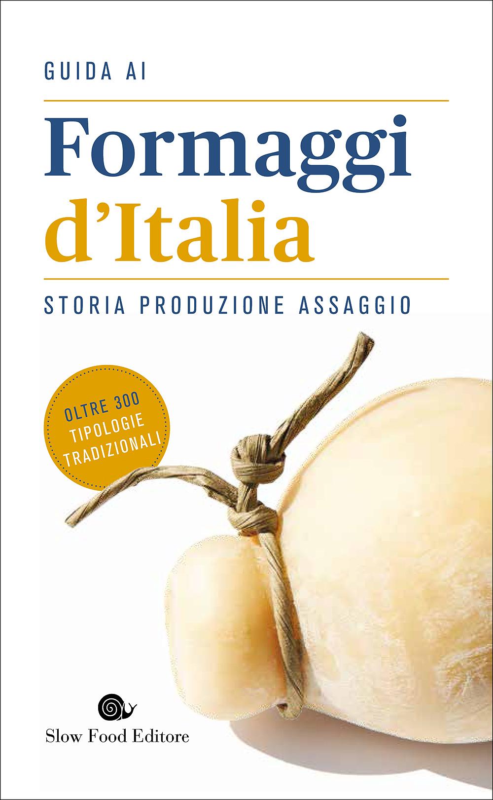 Guida ai Formaggi d'Italia