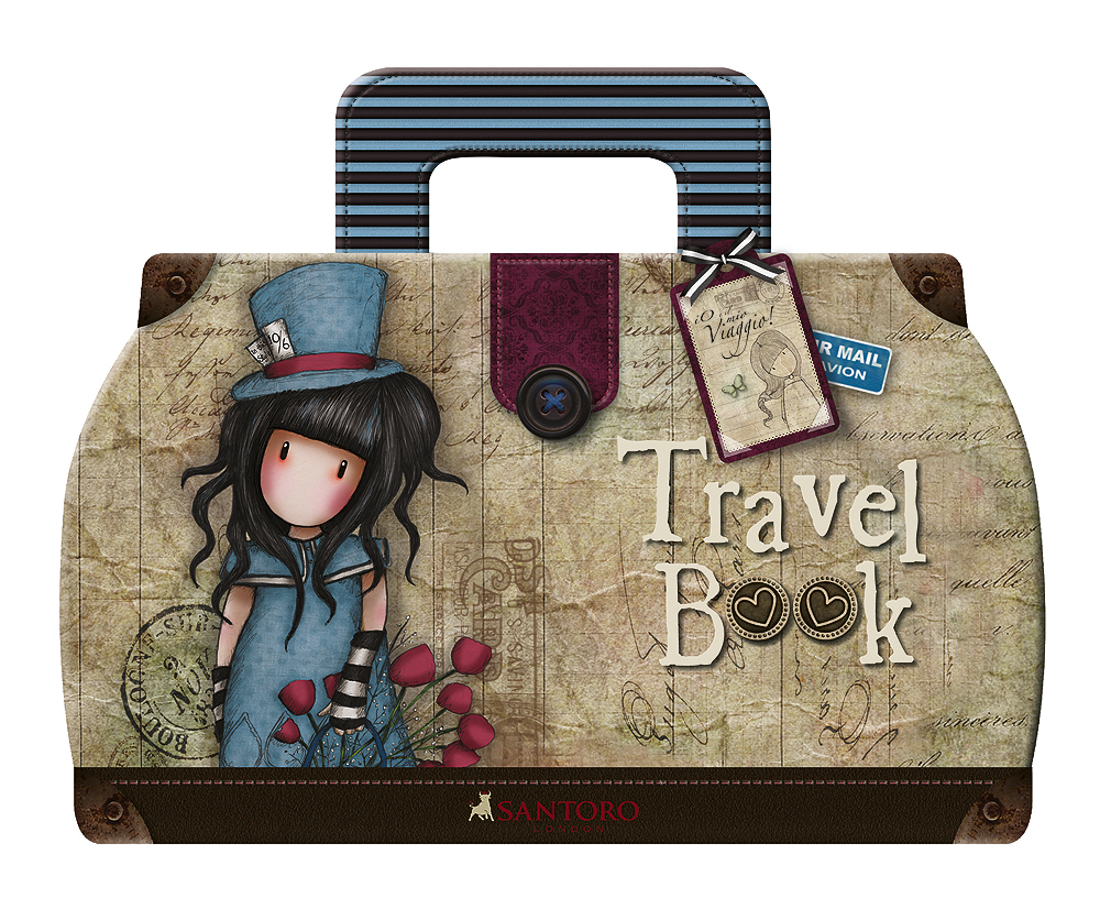 Gorjuss - Travel Book