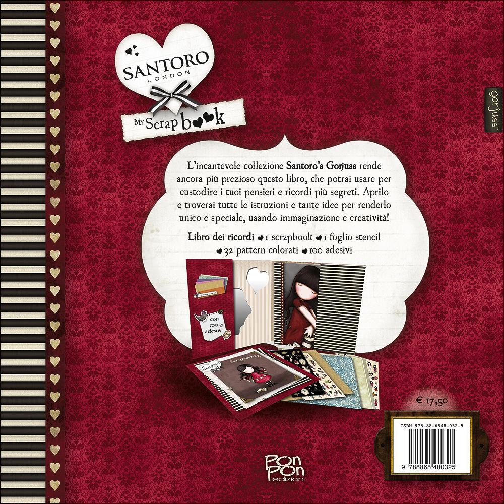 Gorjuss - My Scrap book