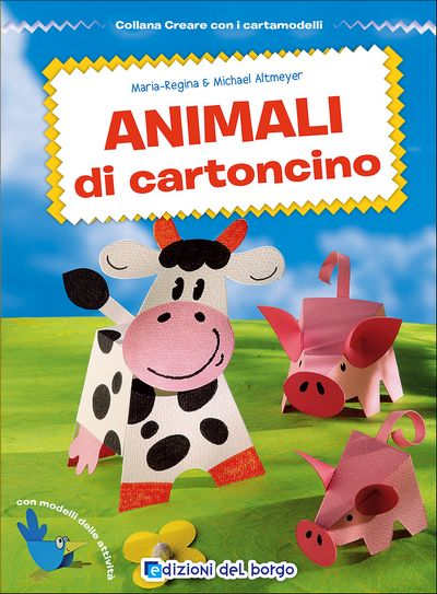 Animali di cartoncino
