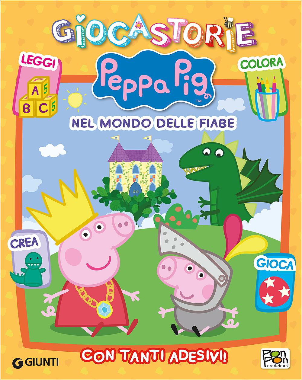 Giocastorie Peppa Pig - Nel mondo delle fiabe