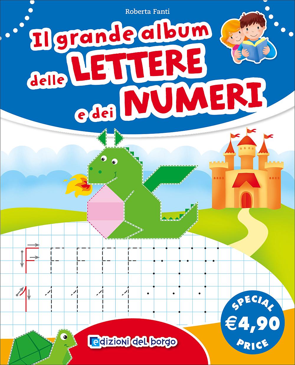 Il grande album delle lettere e dei numeri (GDO)