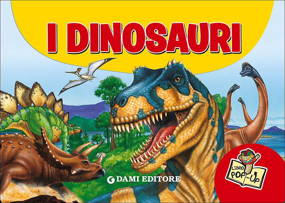 I Dinosauri (Tridimensionale)