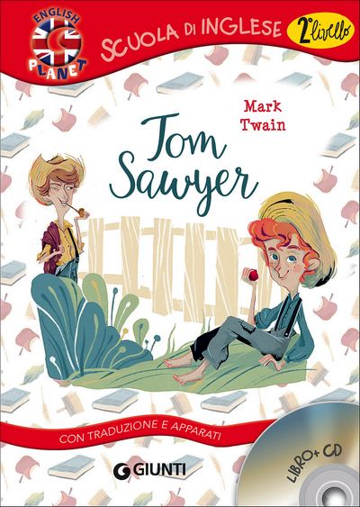 Tom Sawyer + CD