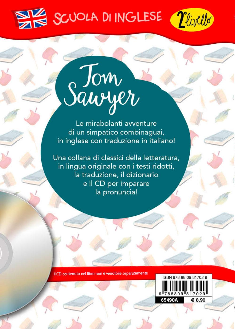 Tom Sawyer + CD