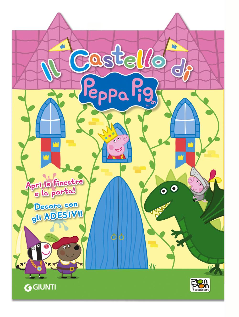 Il castello di Peppa Pig