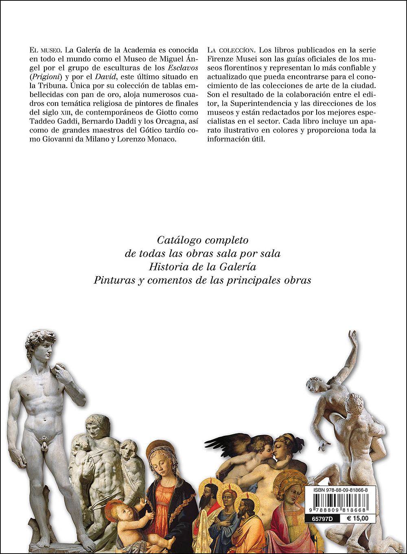 Galería de la Academia (in spagnolo)