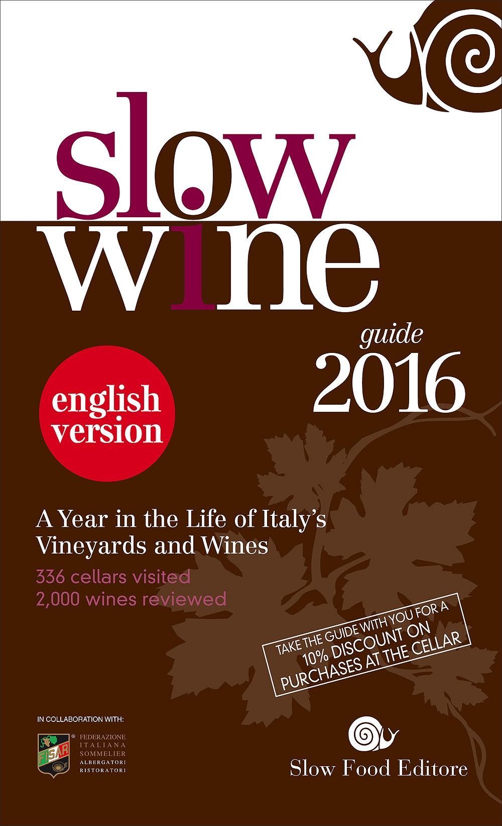 Slow Wine - guide 2016