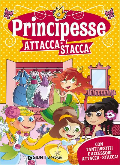 Principesse attacca-stacca